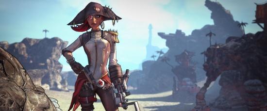 Spolszczenie do gry Borderlands 2 - Captain Scarlett and Her Pirate's Booty