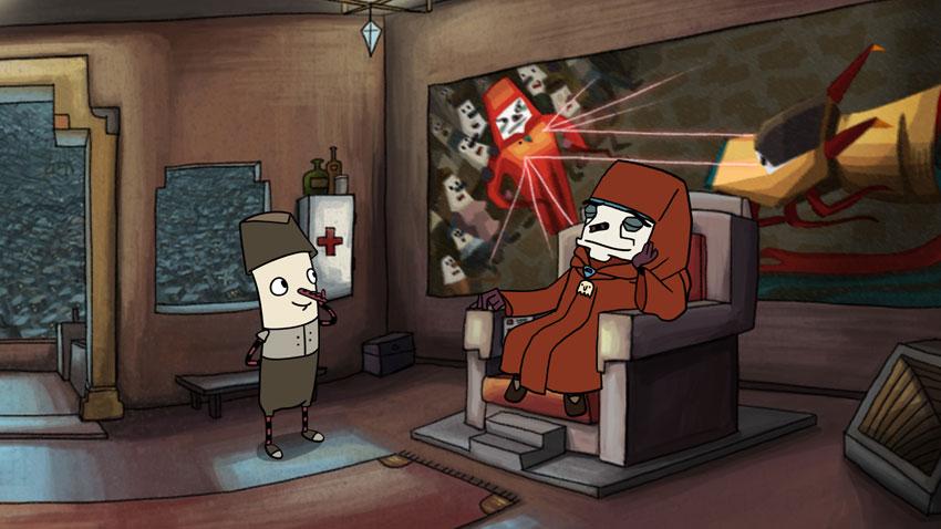 The Inner World - Spolszczenie gry od Iron Squad 04