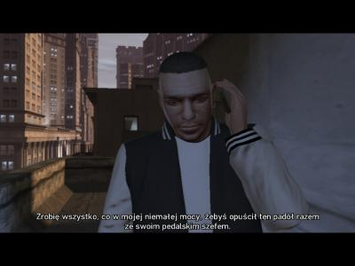 GTA 4: The Ballad of Gay Tony - Spolszczenie 07