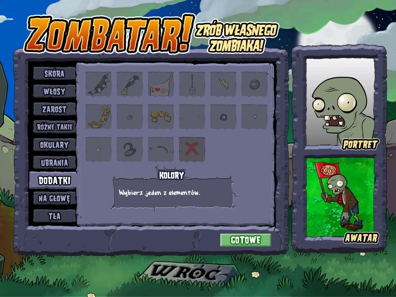 Spolszczenie do gry Plants vs. Zombies