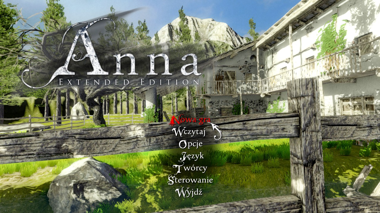 Anna: Extended Edition - Spolszczenie