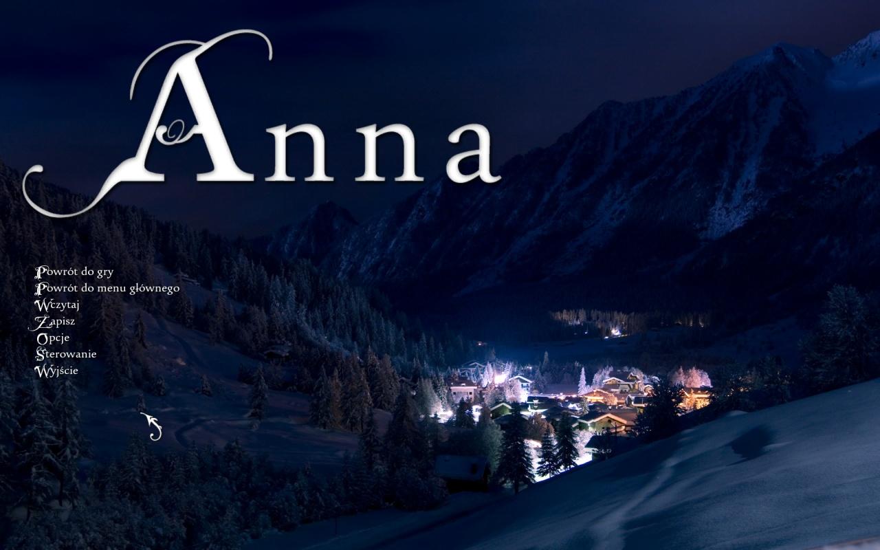 Spolszczenie do gry Anna